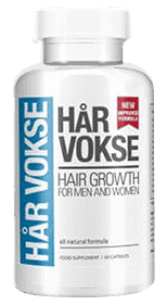 Har Vokse Hair Growth Hair Growth Supplement Review