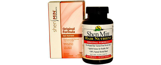 Natrol Shen Min Hair Nutrient Review 615