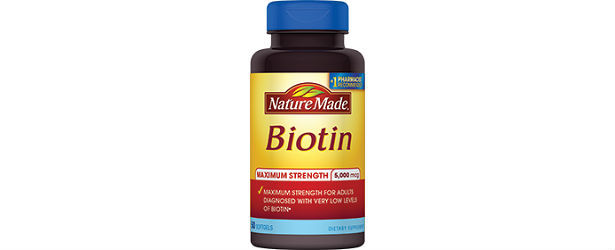 Pharmavite Nature Made Biotin Supplement Review 615