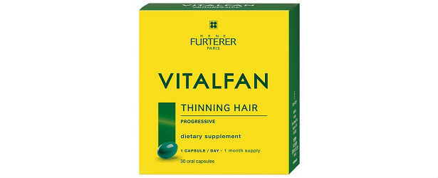 Rene Furterer's Vitalfan Supplement for Thinning Hair Review