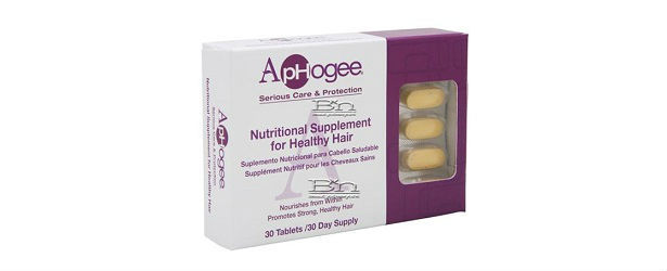 Visual Pak ApHogee Nutritional Supplement for Healthy Hair Review 615
