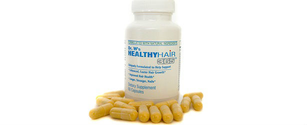 Dr. W's Healthy Hair 365 Review