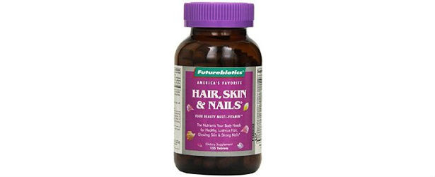 Futurebiotics Hair, Skin, and Nails Review