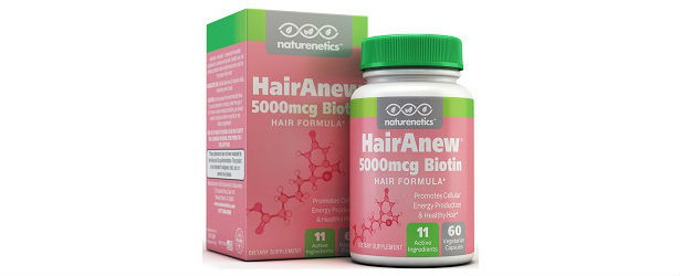 Naturenetics HairAnew Review