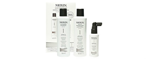 Nioxin Hair System Kit Review