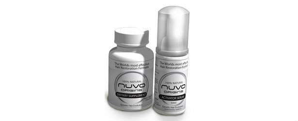 Nuvo Genetic Hair Restoration Formula Review