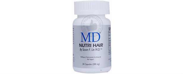 MD Nutri Hair Review 615