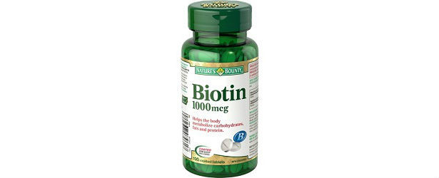 Nature's Bounty Biotin Review 615