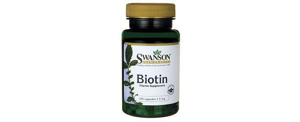 Swanson Health Products Biotin Review