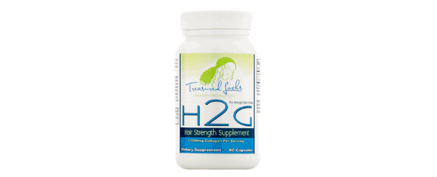 Treasured Locks H2G Hair Strength Supplement Review