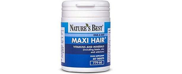 Nature's Best MaxiHair Review