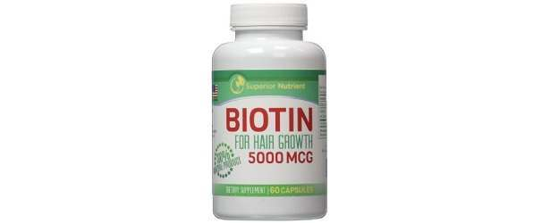 Superior Nutrient Biotin Review